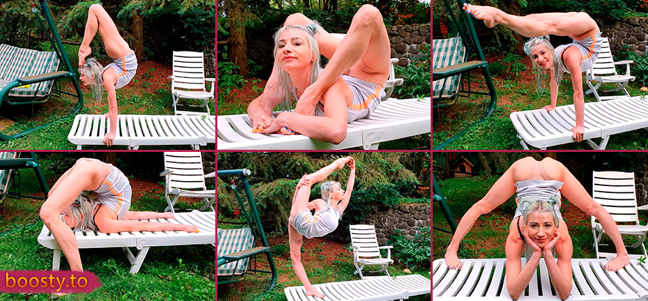 Flexshow contortion site